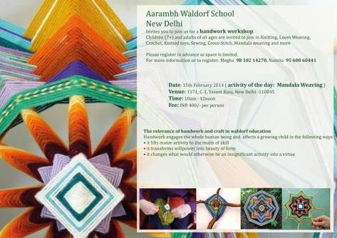 Craft Workshop_15 Feb 14