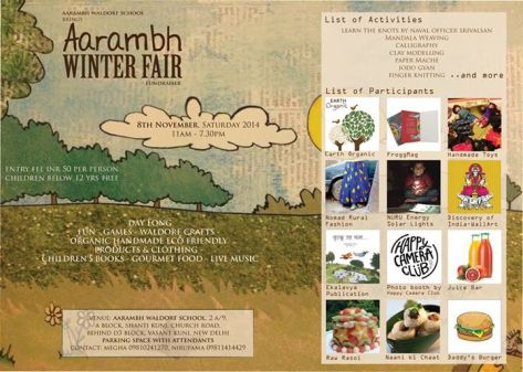 Aarambh winter fair