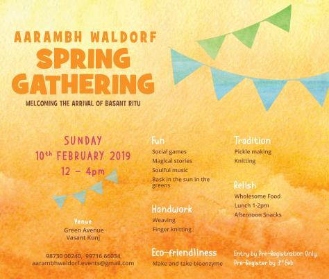 Spring Gathering 2019